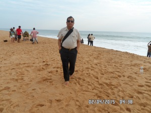 Golden beach  Ko